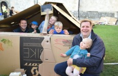 Chichester Big Sleep Out success