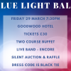 Blue Light Ball in aid of Stonepillow and The Firefighters Charity