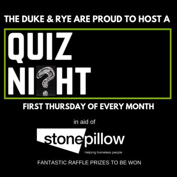Quiz Night at The Duke & Rye