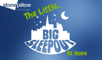 Highlights of the Little Big Sleep Out at Home