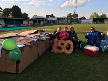 Big Sleep Out Bognor Regis 2020