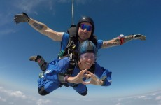 Skydive for Stonepillow