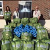 Thank you to the Arundel Scouts and Guides