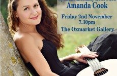 Guitar Recital with Amanda Cook