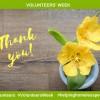 Celebrating our Volunteers during Volunteers' Week 1-7th June