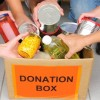 Food and Toiletries appeal at St Joseph's