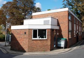 Stonepillow Chichester Hub -
