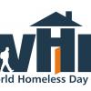World Homeless Day 2013