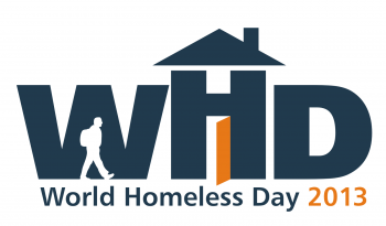 World Homeless Day 2013