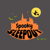 Spooky Sleep Out at Home – Saturday 31st October